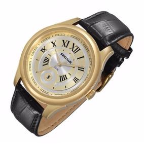 b00cc843e95 Relógio Seculus Nr. Romanos 2 Anos Garantia 23429gpsvdc2