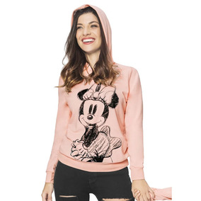 Sudadera Minnie Mouse Rosa 1390094