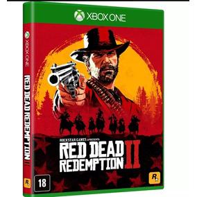 Pronta Entrega Red Dead Redemption 2 Xbox One Lacrado Novo