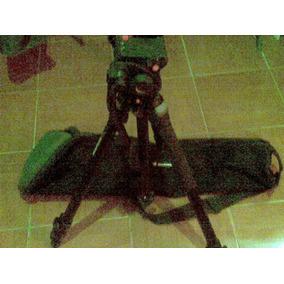 Se Vende Tripode Manfrotto Modelo 501 180$ Con Poco Uso