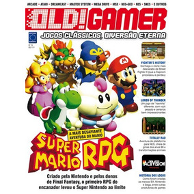 Revista Old! Gamer Nº19 / Super Mario / Excelente Estado!