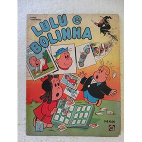 Álbum Lulu E Bolinha! Rge 1980! Completo! Leia O Anúncio!