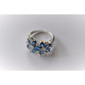 Anel Em Prata Com Pedraria - Anéis com o melhor preço no Mercado ... 072ae19199
