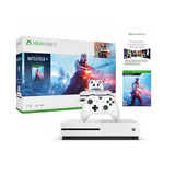 Consola Xbox One 1tb 4k Hdr + Battlefield V + Gears Of War 4