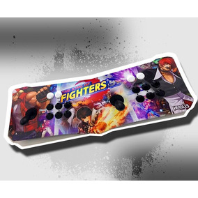 Fliperama Portátil 100% Digital Hercules Arcade Controle