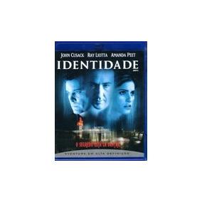 Blu Ray Identidade - John Cusack - Dub/leg, Lacrado.