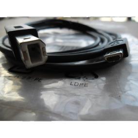 Cable Hp Impresora Usb Photosmart Mini A A Standard B