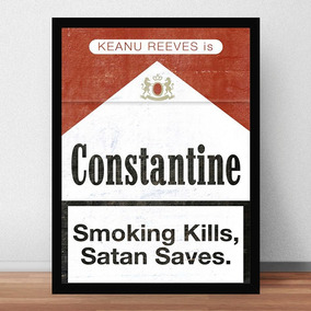 Quadro Poster Constantine