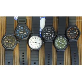 d9e3c27e2cf Promoção  2 Unidades Relógio Casio Mw-240 - Nf E Garantia
