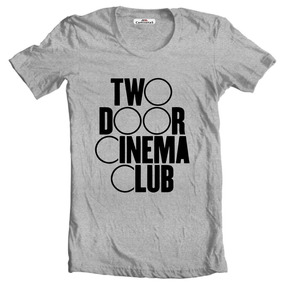 Camiseta Camisa Básica Two Door Cinema Manga Curta Oferta b58a4349fe2
