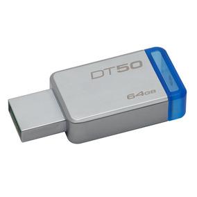 Kingston Digital 64gb Usb 3.0 Data Traveler Pent Drive