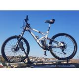 Bicicleta Cannondale Carbono 27,5