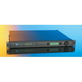 Processador De Áudio Basis 922az Cobranet Mostruário