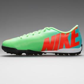 Oferta!! Tenis Nike Jr Mercurial Vortex Tf (573875 778) - Tacos y ... b22994310c95b