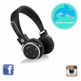 Fone De Ouvido Wireless Bluetooth S/fio Mp3 Fm N - St5