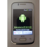 Celular Smartphone Samsung Galaxy Y Duos Gt-s6102 Original