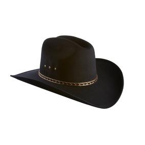 Sombrero De Vaquero Occidental De Ala Ancha De Fieltro Si 0ec13922b46