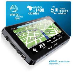 Gps Multilaser Touchscreen 4.3 Modelo Gp011