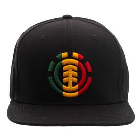 80d6ad54cbd Boné Blunt Modelo Logo E Leão Reggae - Bonés no Mercado Livre Brasil
