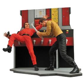 Star Trek Select: Figura De Acción Del Capitán Kirk