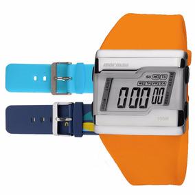 4a1d8fa140c Relogio Mormaii Feminino Acquarela - Relógios no Mercado Livre Brasil