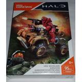 Halo Mega Construx Unsc Woodland Gungoose 95pcs Nuevo