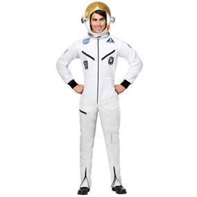 Disfraz Astronauta Traje Espacial Hombre Espacio Halloween