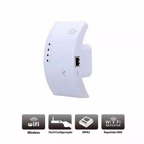 Repetidor Amplificador Melhora Wifi 300mbps Wireless Barato
