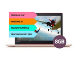 Notebook Lenovo I3 8130u 8gb Ddr4 1tb 15.6 Windows 10 Pce