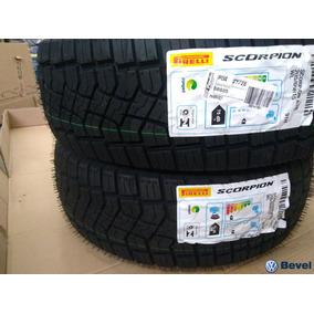 Pneu Pirelli Scorpion Atr 205 60 R15 ( Par) Saveiro Crossfox