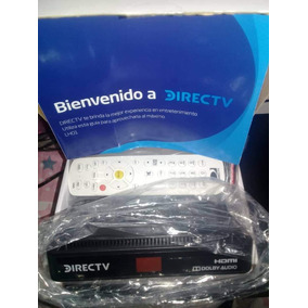 Decodificador Hd Directv Prepago