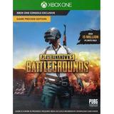 Player Unknown Battlegrounds Para Xbox One En Game Star