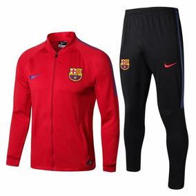 Conjunto Agasalho Do Barcelona Original Na Promoção Confira d53632db8e63f