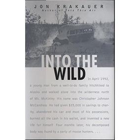 Libro Into The Wild - Nuevo