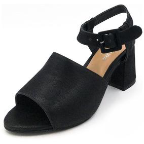 d32e77400f Sapatos Com Salto Numero 32 Feminino - Sapatos Preto no Mercado ...