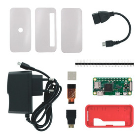 Kit Raspberry Pi Zero W Intermediário - Pronta Entrega!