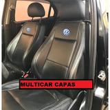 Capa Banco Carro 100% Couro Voyage 85/86/87/88/90 Promoção!