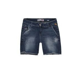 Lote 10 Peças Shorts Jeans Feminino Usado 36/40 Roupa Brechó