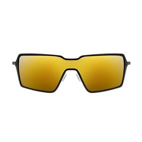 Oculos Oakley Probation Dourado De Sol - Óculos no Mercado Livre Brasil b9f399f9ea