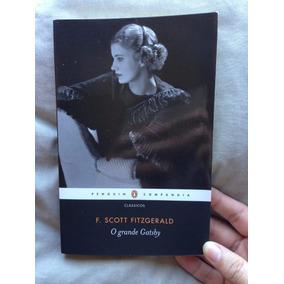 Livro O Grande Gatsby F. Scott Fitzgerald Penguin Companhia