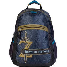 Mochila Grande Zelda Breath Of The Wild