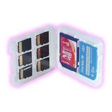 Estuche Microsd Sencillo 8 Memorias Envío Full Gratis