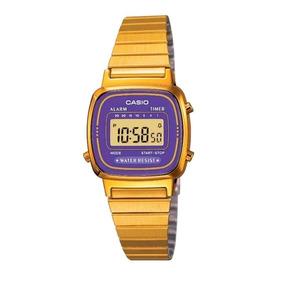 0e7d559e583 Feminino Backer Parana - Relógio Casio no Mercado Livre Brasil