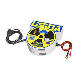 Carregador Inteligente De Baterias Usina Nauticline 3a 12v