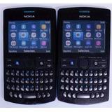 Nokia Asha 205 Dual Azul Com Avaria Sem Garantia