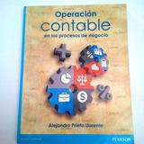 Libro Operación Contable En Los Procesos De Negocio /prieto