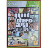 Grand Theft Auto San Andreas Xbox 360 Jp Game