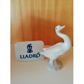 Ganso Lladró Porcelana Espanhola (2)