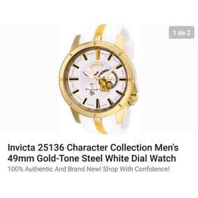 009e066b9a6 Relogio Invicta Segunda Mao - Relógios no Mercado Livre Brasil