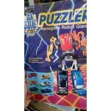 Gobots Renegade Puzzler 1985 (transformers Retro - Gobots)